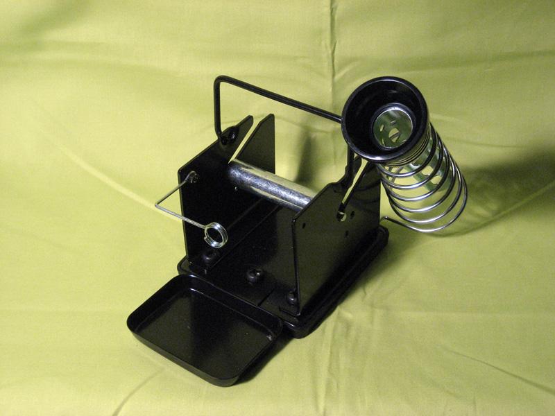 soldering iron stand holder solder base metal sponge wire reel spool feeder n. Black Bedroom Furniture Sets. Home Design Ideas