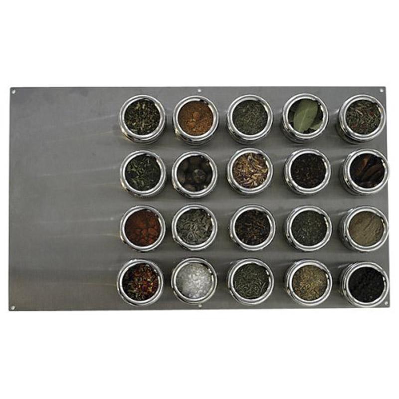 New 21 Pc Stainless Steel Lipper International Soho