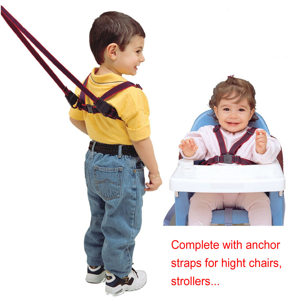 Walmart Plastic Chairs Dreambaby Leash Safety Harness Reins Baby Toddler Walking ...