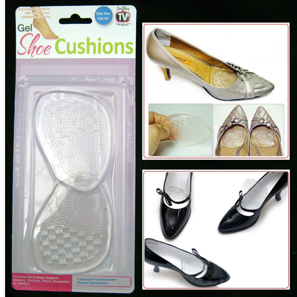 Heel cushions for high heels