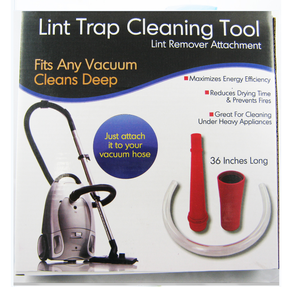 Dryer Vent Lint Vac Removal Attachment Lint Trap Cleaning