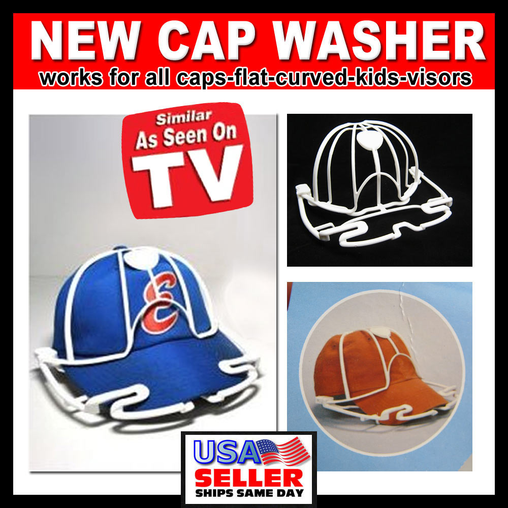 wash baseball cap washing machine