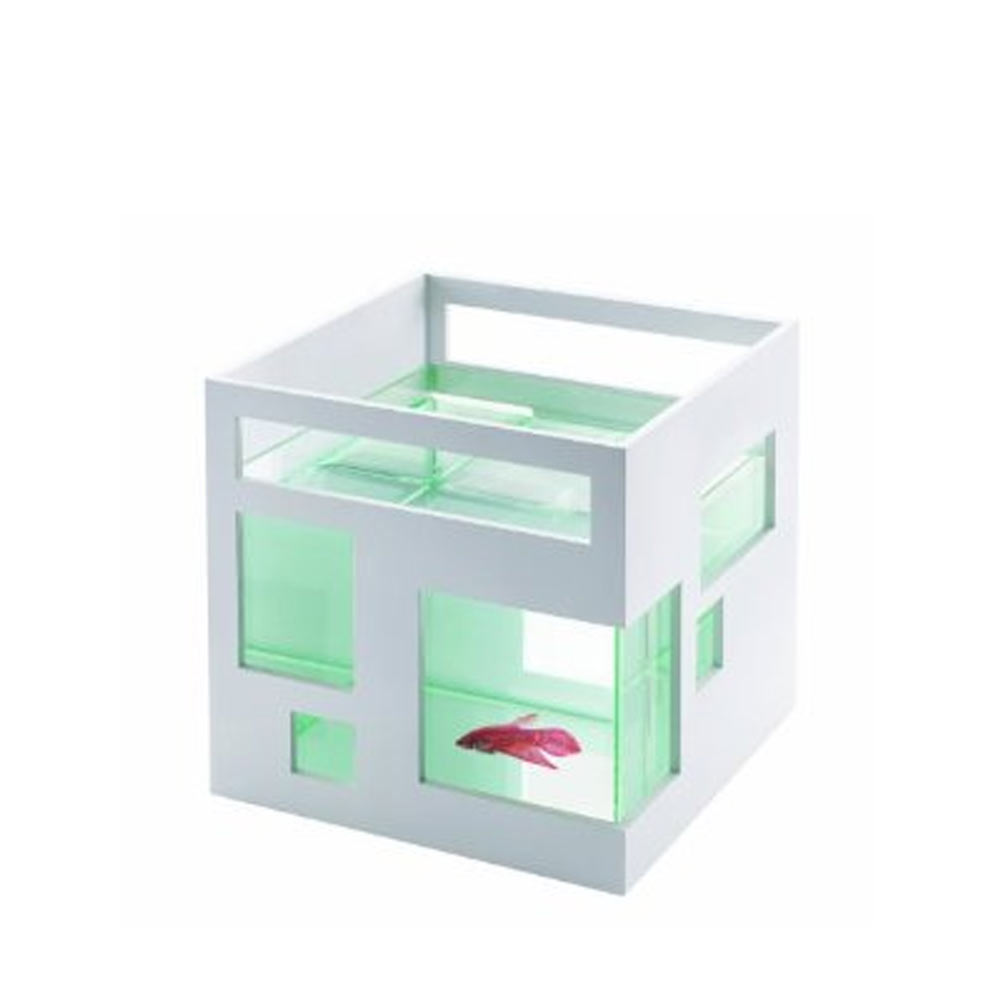 Umbra glass fish bowl tank hotel pet supplies aquarium for Fish tank aquarium