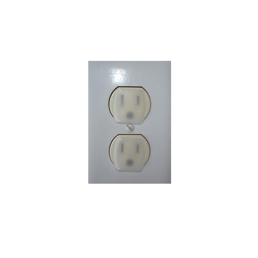 20 Piece Safety Electric Outlet Plug Protector Cover Child