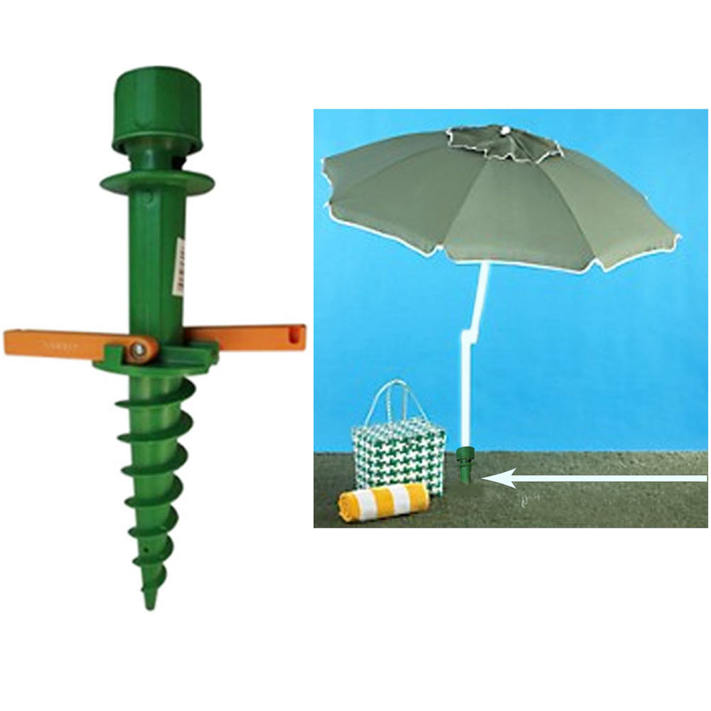 What Is The Best Auger For Beach Umbrella