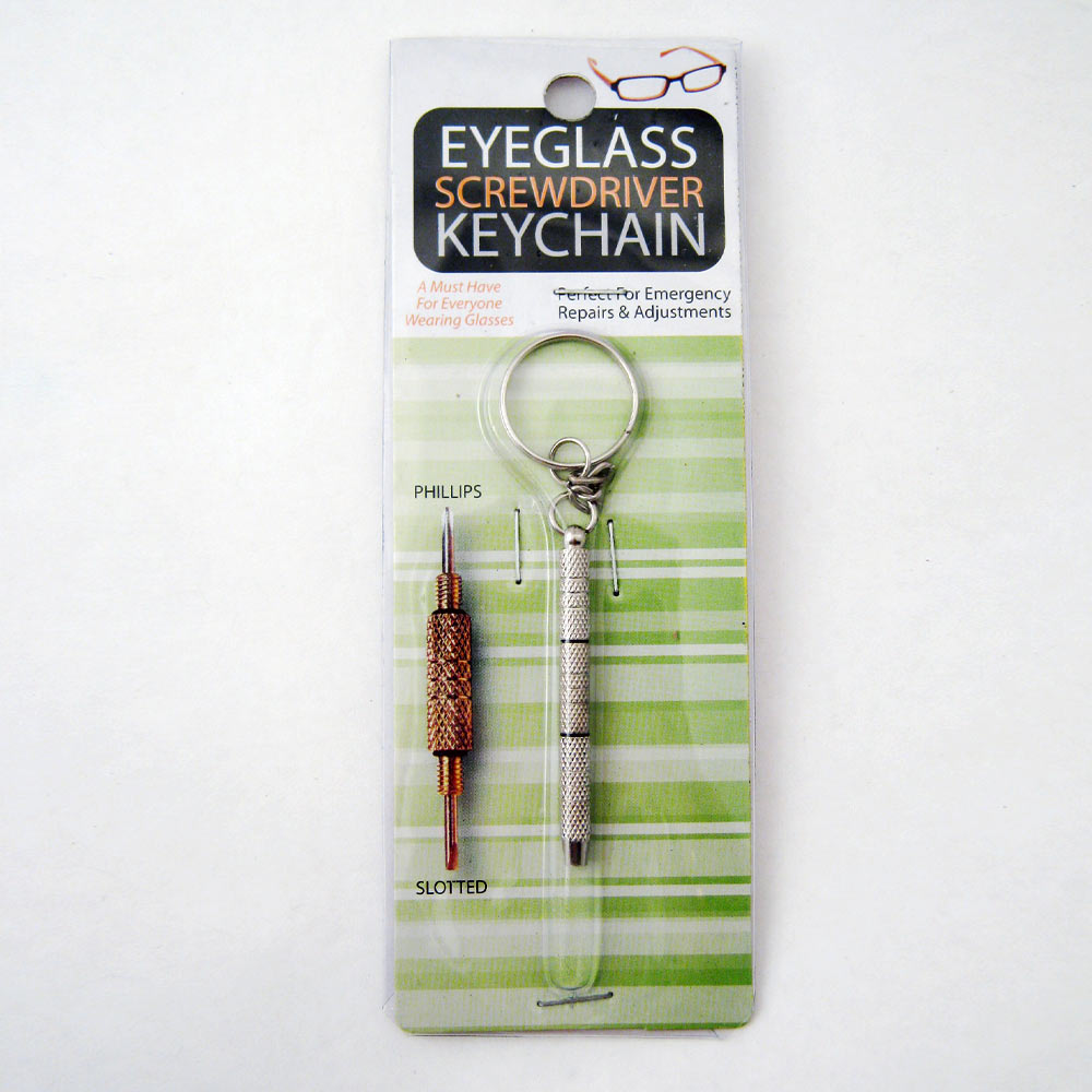 Precision Eyeglass Screwdriver Mini Keychain Sunglasses ...