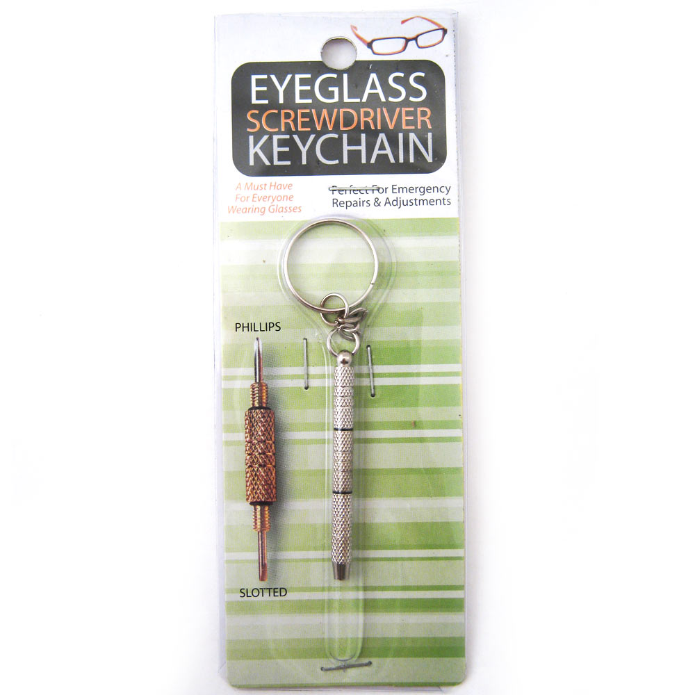 Precision Eyeglass Screwdriver Mini Keychain Sunglasses ...