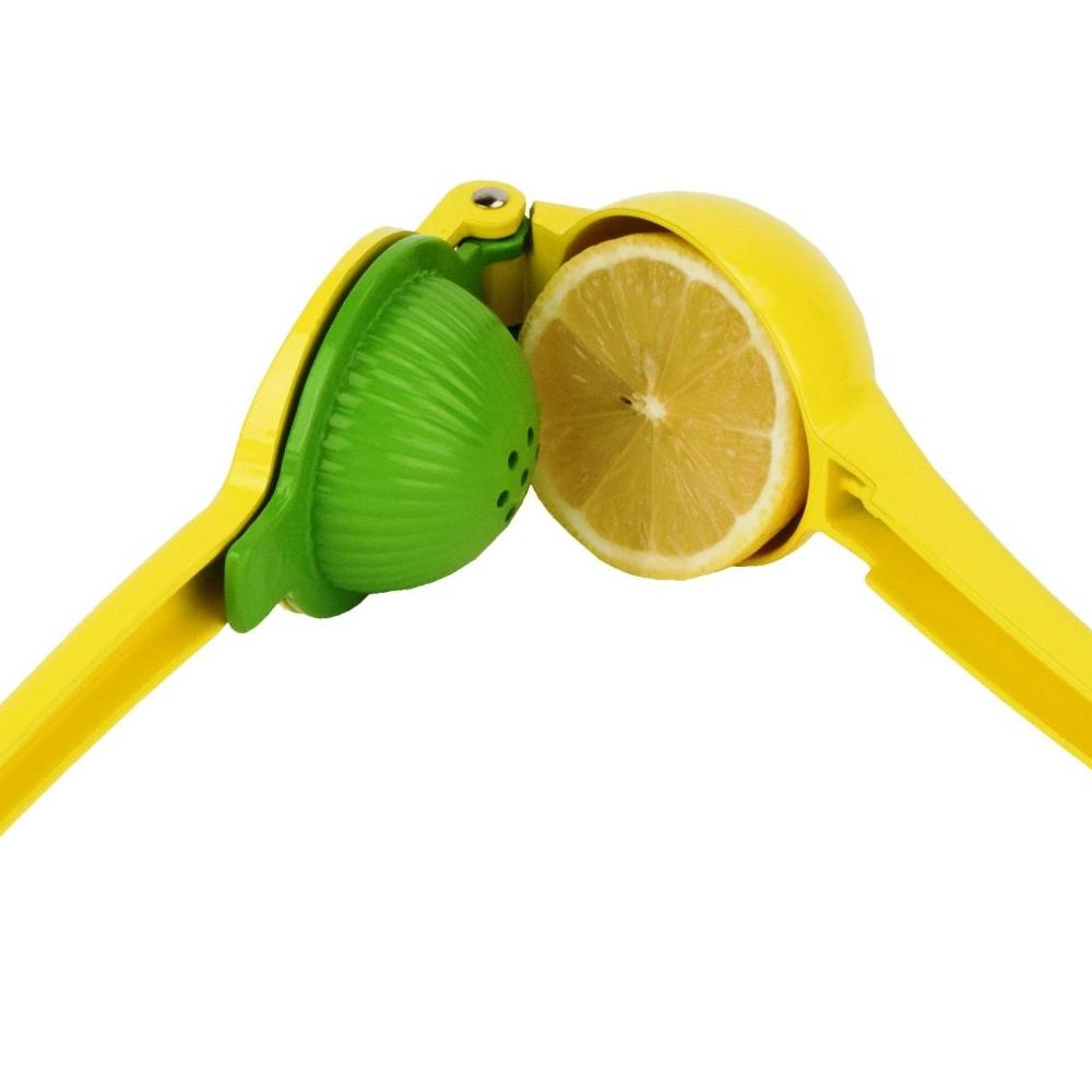 Orange Lemon Juicers ~ Lemon lime squeezer in manual hand held juicer orange