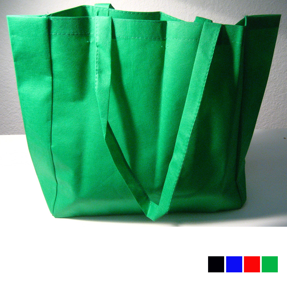 Reusable Shopping Bag Grocery Tote Laundry Bags Eco Friendly ...