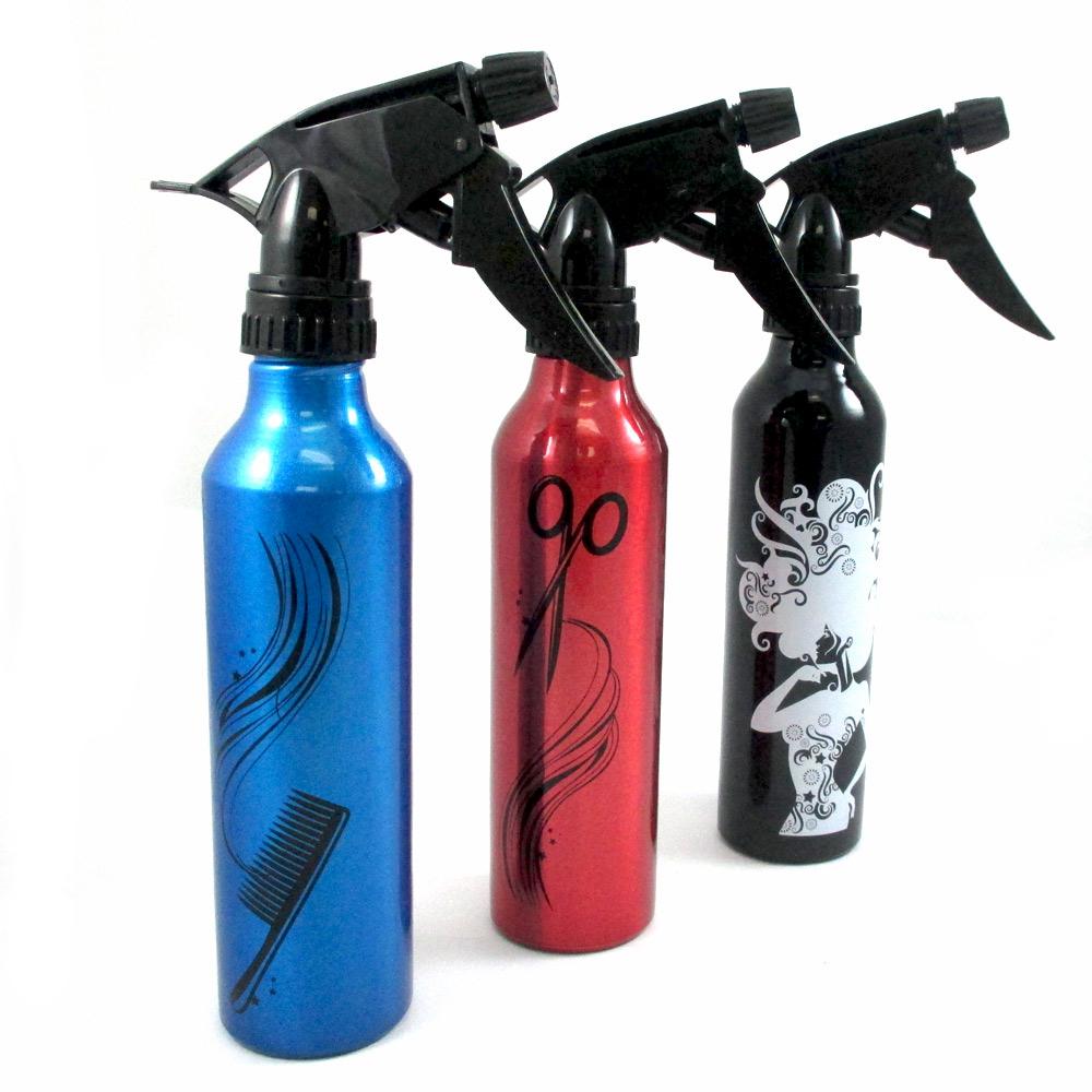 Water Bottle Hair