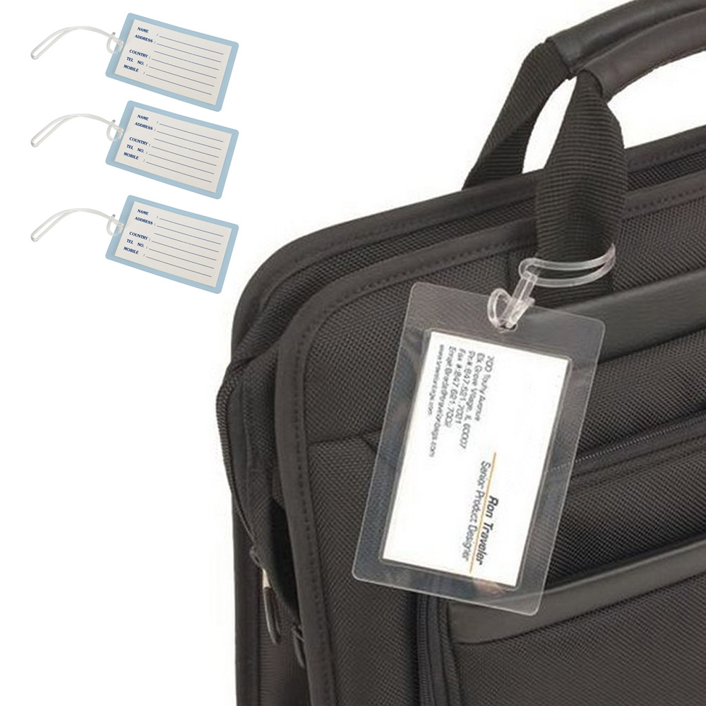 luggage tag laminating machine