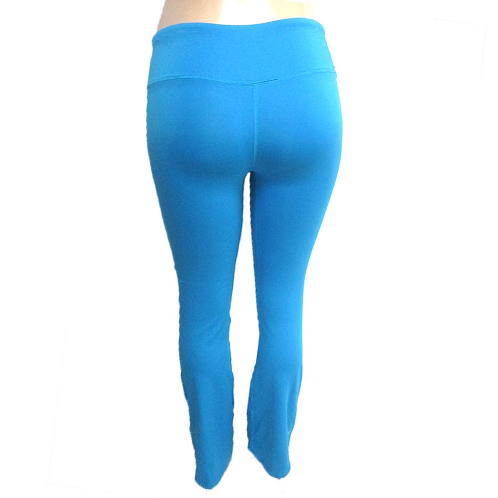 Women Yoga Running Sport Pants High Waist Leggings Fitness