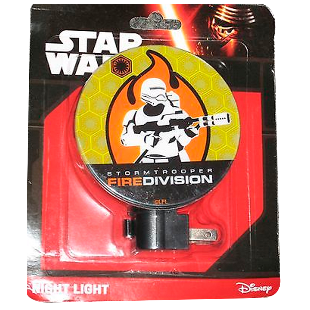 1pc Star Wars Disney Night Light Kids Room Lamp Decor