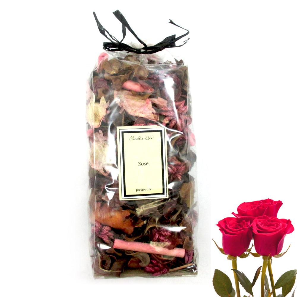 Rose Petals Potpourri Aroma Scented Decoration Bathroom ...