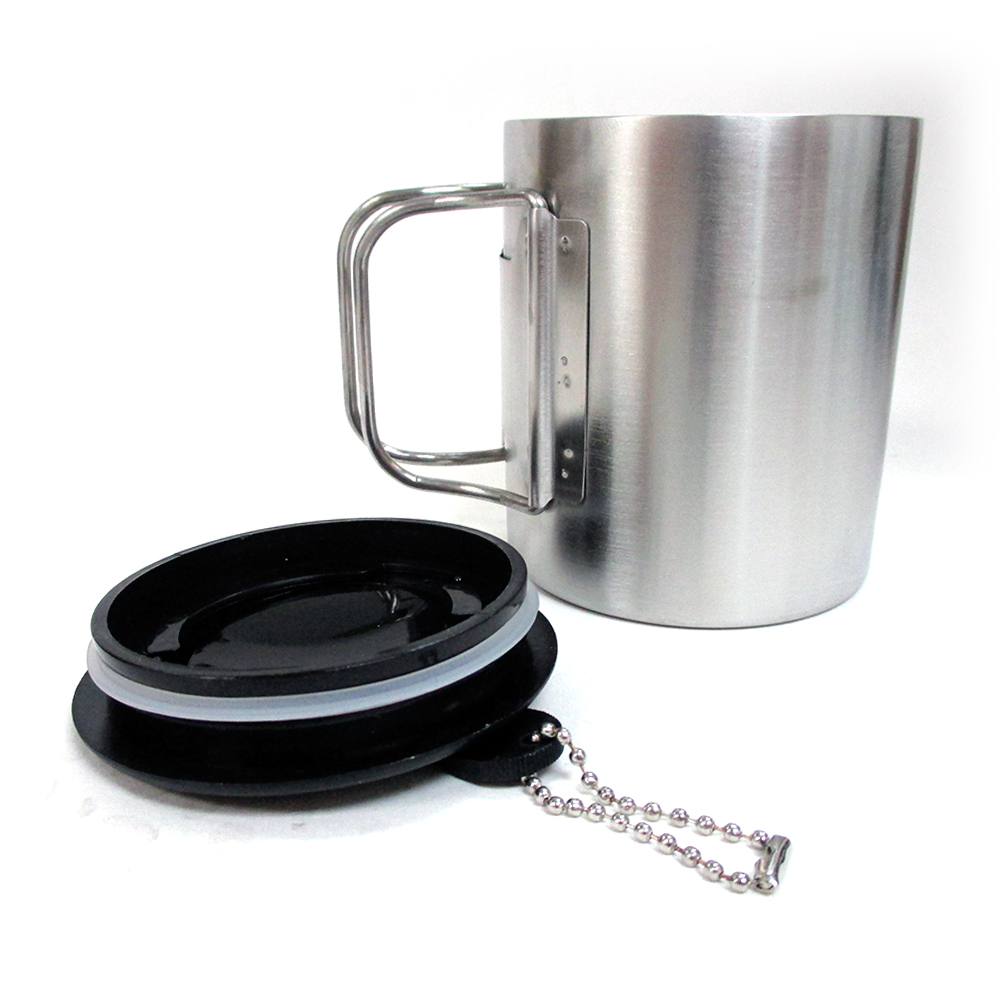 Travel coffee mug stainless steel lid tea drink tea cup Top 10 coffee mugs