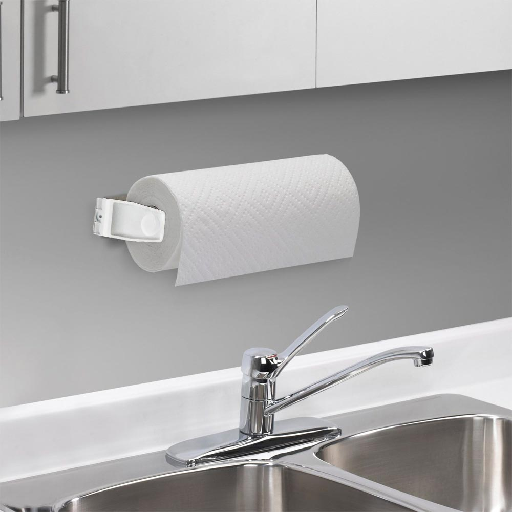 Paper Towel Roll Holder Dispenser Wall Mount Cabinet