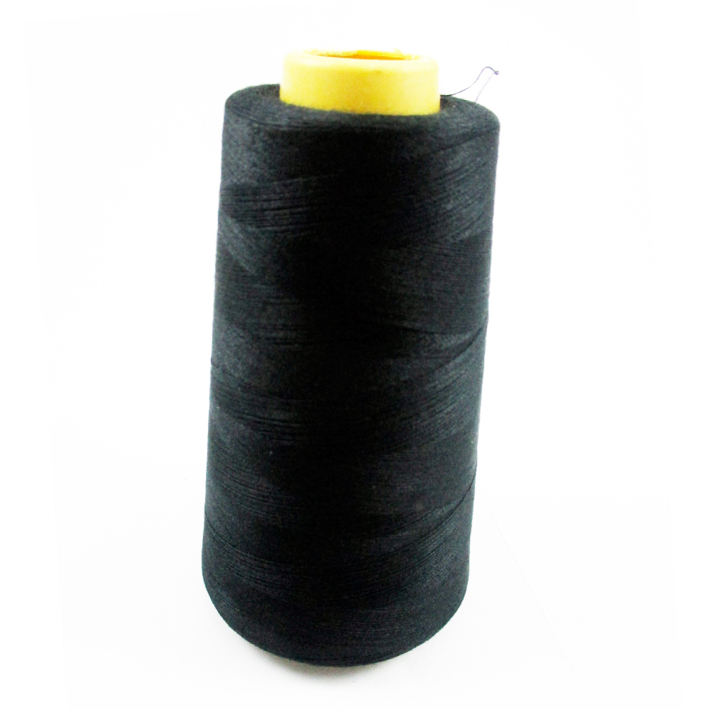 thread for sewing leather on a sewing machine
