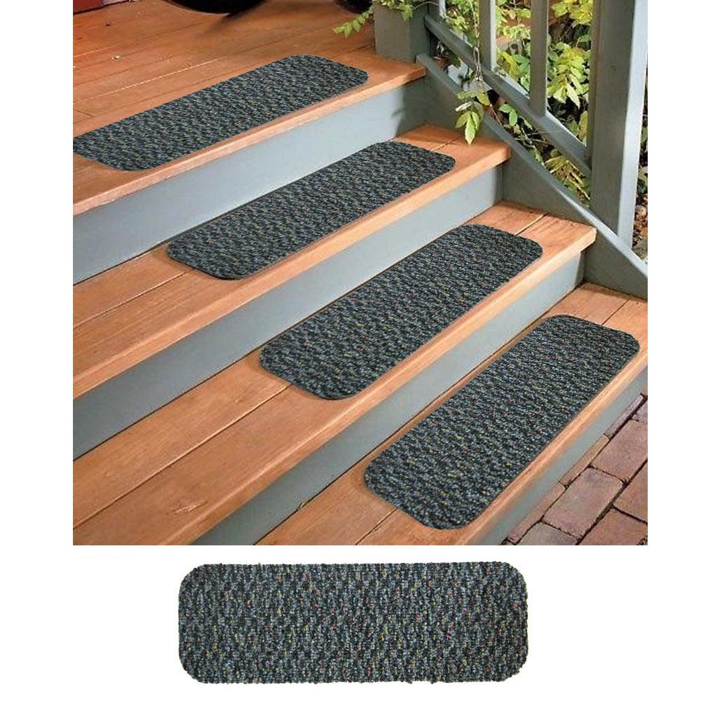 4 Stair Treads Outdoor Indoor Carpet Non Slip Staircase Step Waterproof 16 X5 5 Ebay