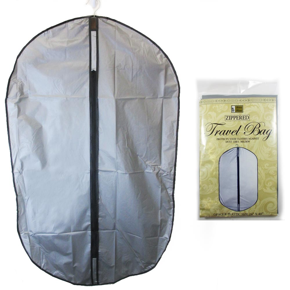 2 Garment Storage Bag Protective Suit Covers Gown Bags