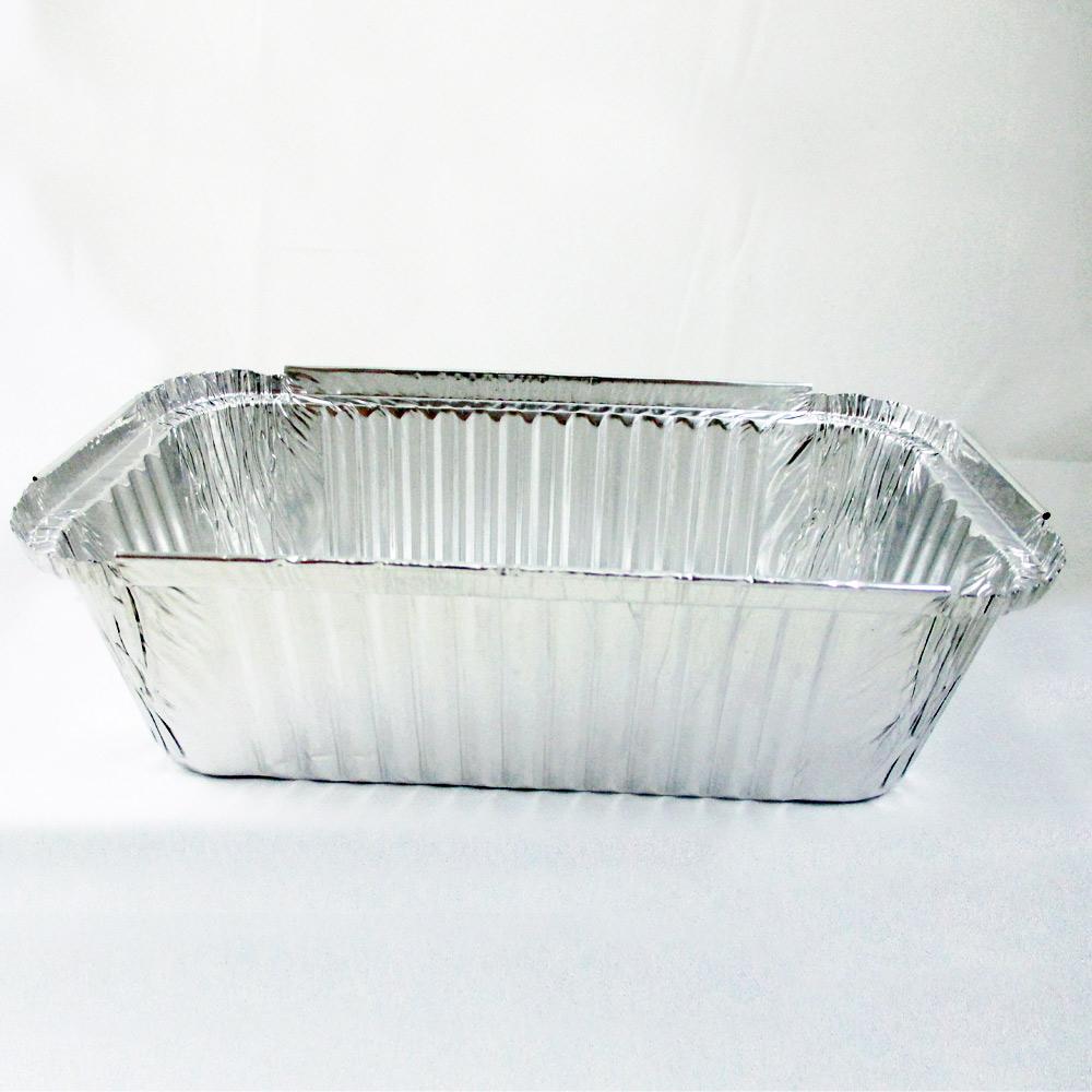 10 Pack 3 Lb Aluminum Foil Loaf Pan Disposable Bread