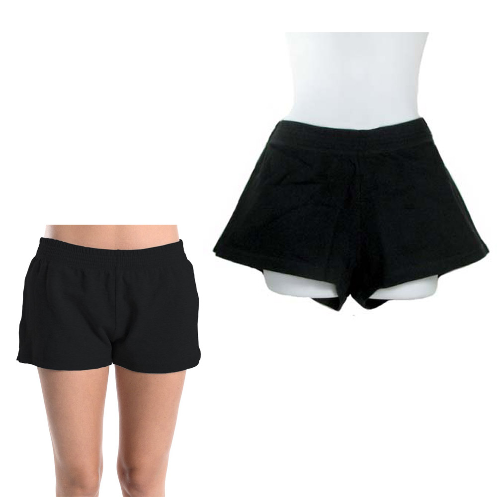 Women's Athletic Sweat Shorts Casual Lounge Sports Gym ...