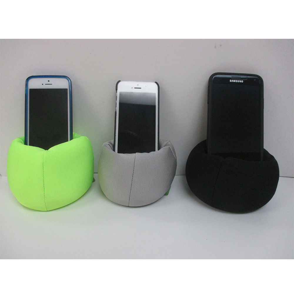 Cell Phone Bean Bag Chair Holder Caddy Stand Ipod Iphone