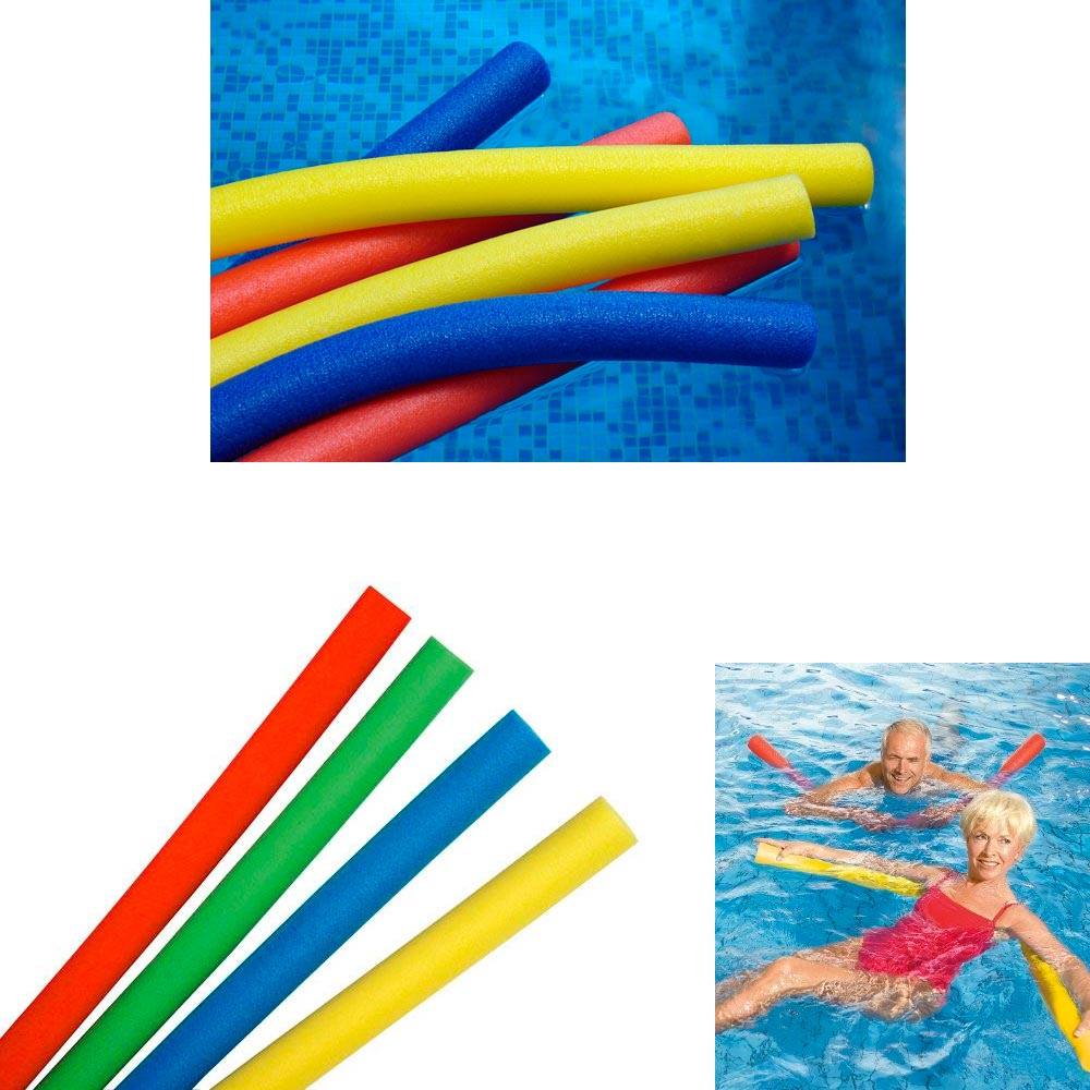1 Swimming Floating Pool Foam Noodle Swim Noodles Water Float Floatie Crafts Ebay