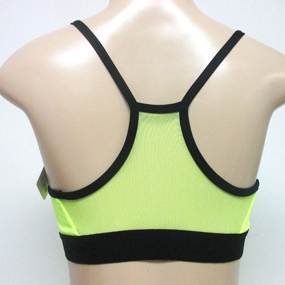 Womens Yoga Workouts Strappy Back Sport Tank: Womens Yoga Sports Bra Fitness Stretch Workout Seamless