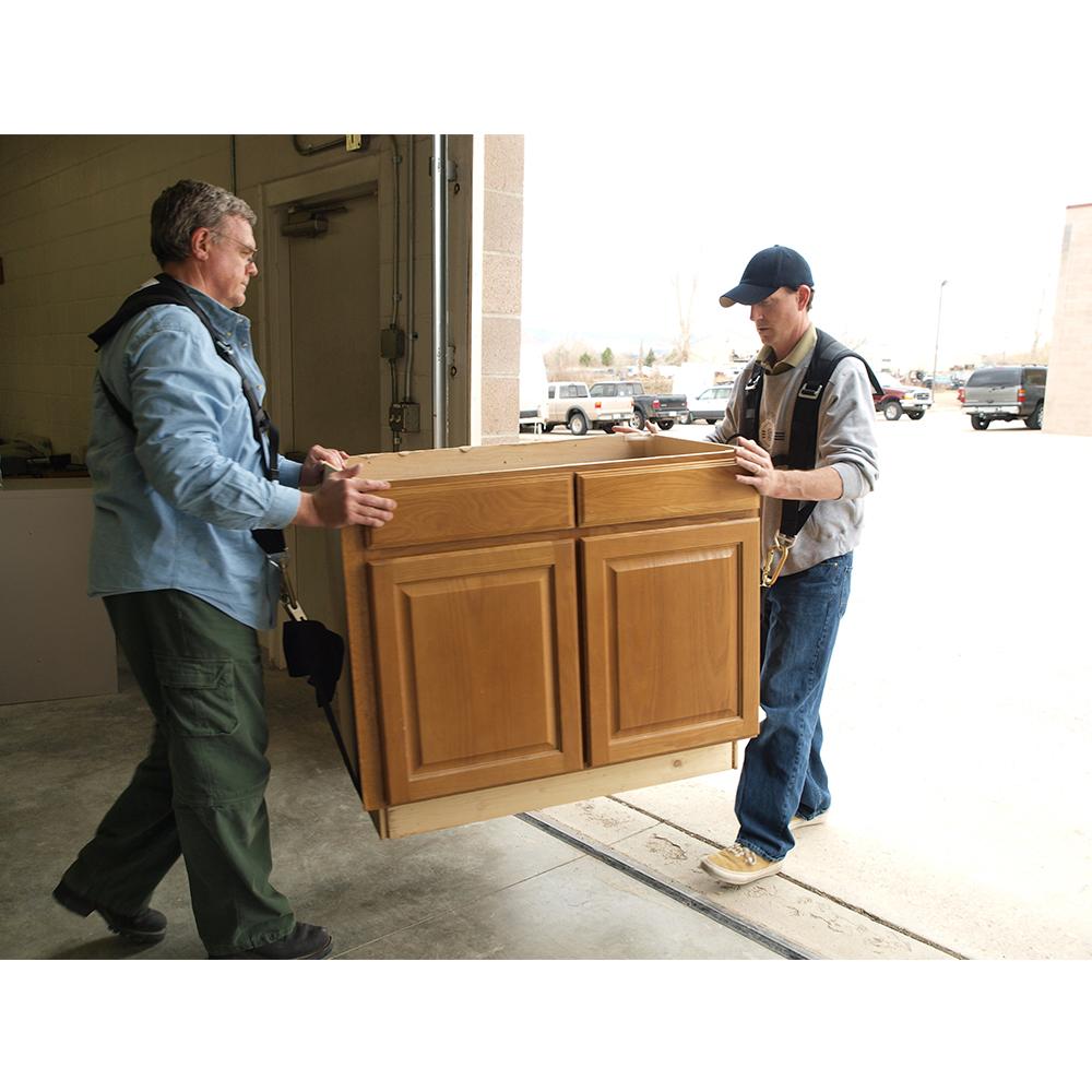 Shoulder Dolly Pro Lift Heavy Duty Lifting System Moving Prolift Strap Furniture Ebay