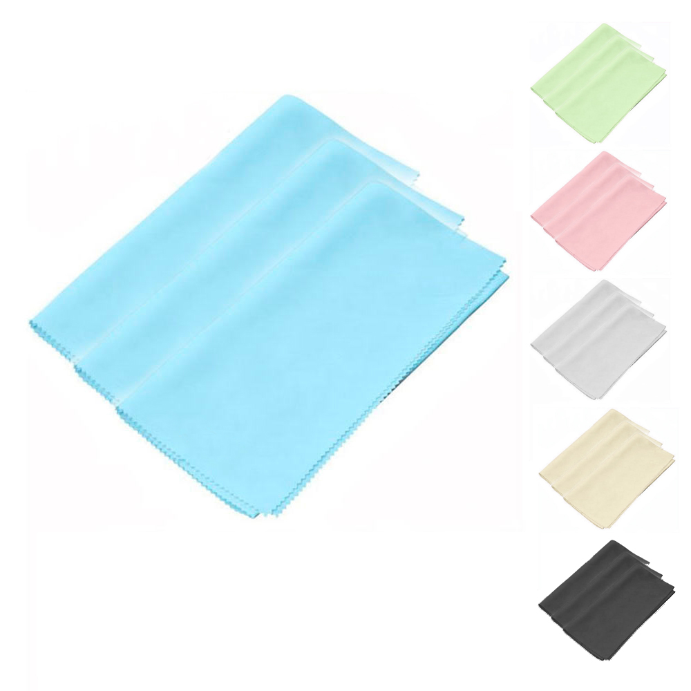 Microfiber Cloth For Lenses: 3 Cleaning Cloths OptiCloth Microfiber Optical Glasses