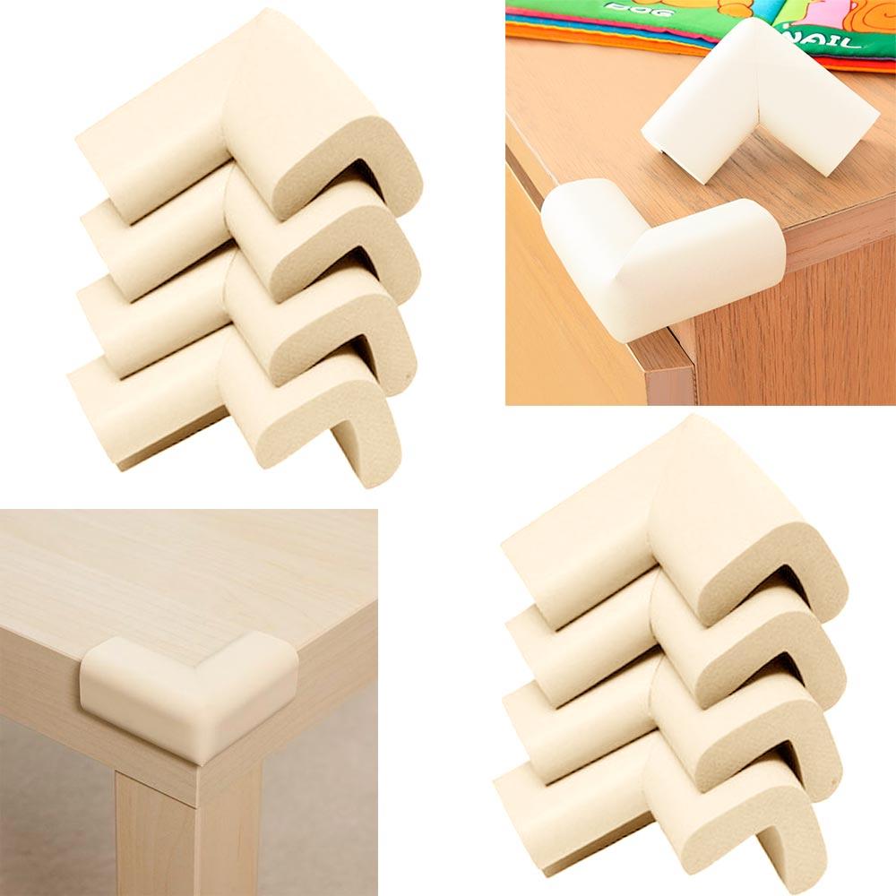 10 Stück Tabelle Schreibtisch Ecke Schutz Kante Bewachen Kissen Baby Stoßstange