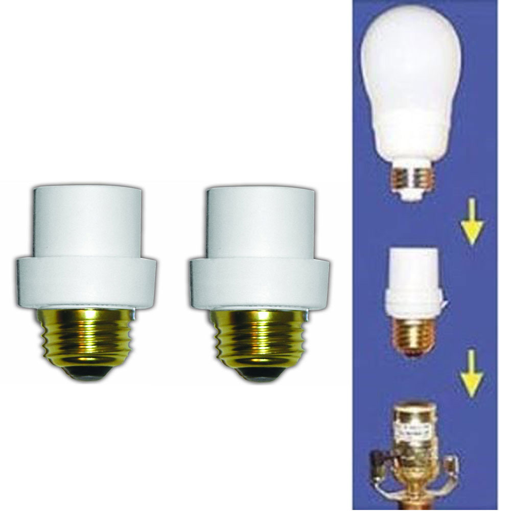2 pc automatic lamp sensors dusk dawn security light bulb switch alltopbargain mozeypictures Image collections