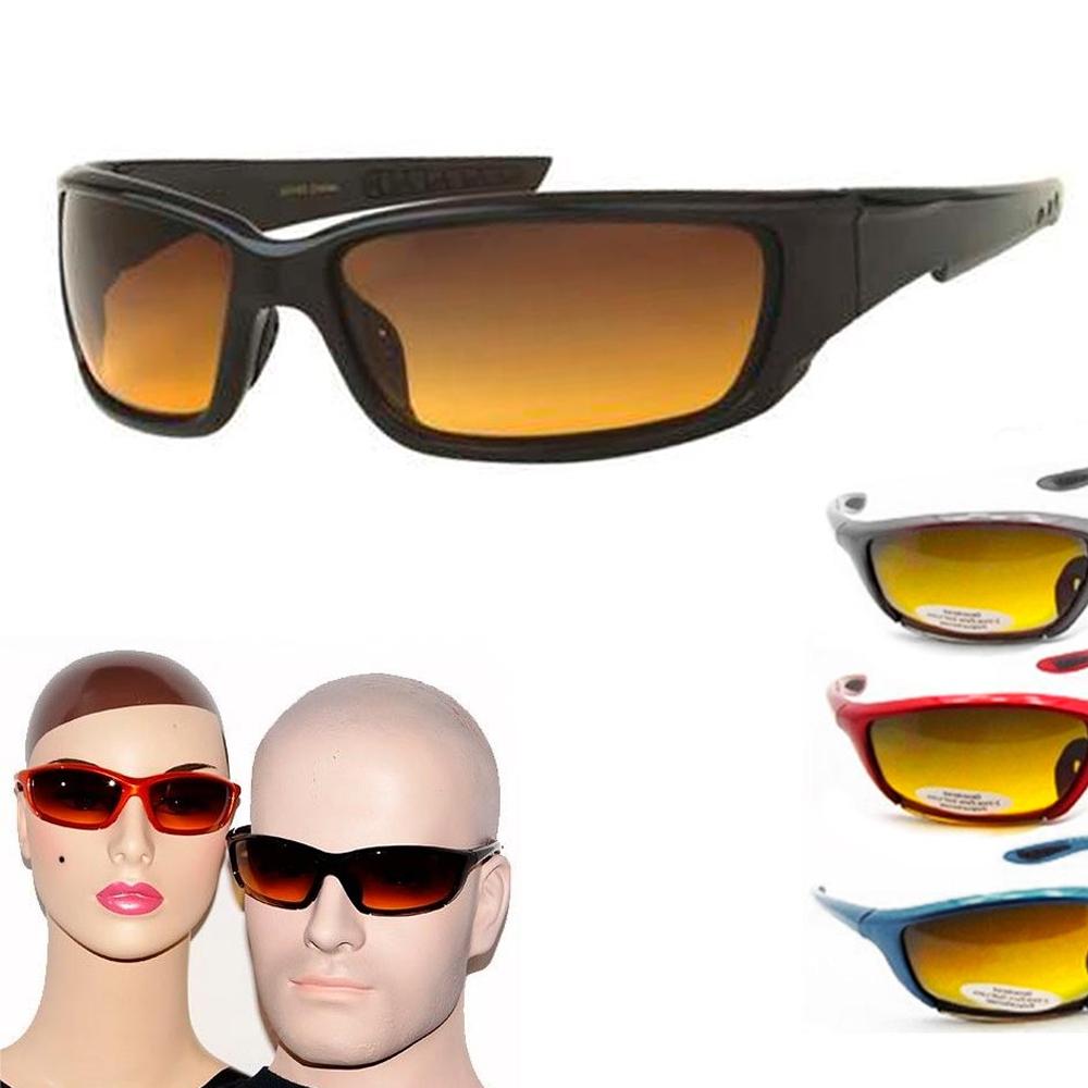 15bc6c090b Men Women Sports Sunglasses Cycling Bike UV400 Driving Lens Outdoor ...