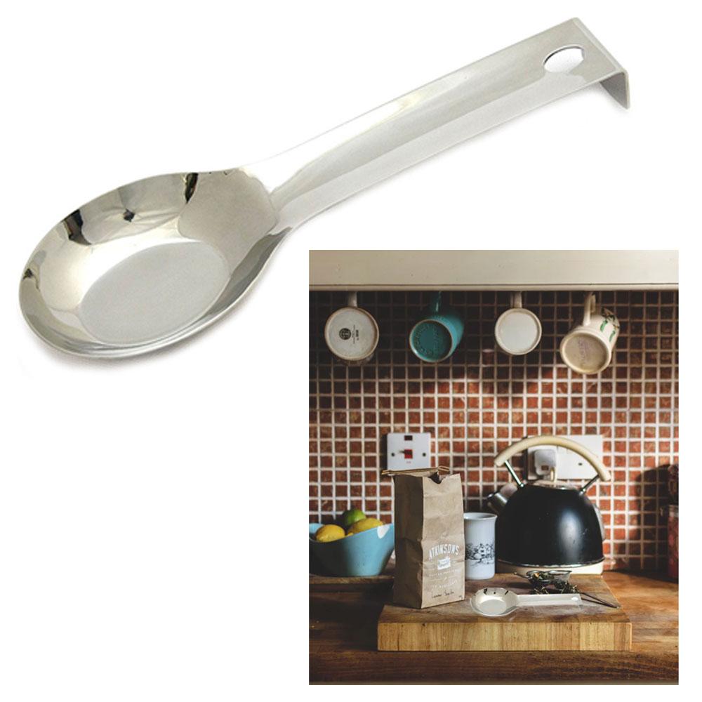 Stainless Steel Spoon Rest Heat Resistant Kitchen Utensil