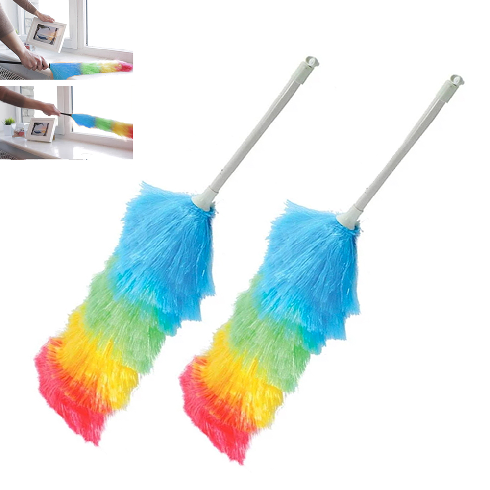 Car Cleaning Supplies >> Details About 2 Multipurpose Static Duster Cleaning Supplies 24 Flexible Tool Car Home Office