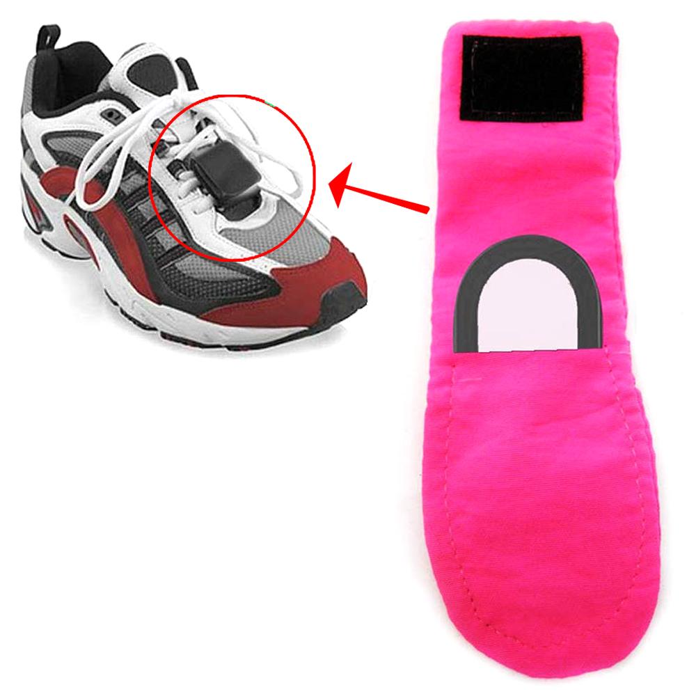 brillante nella lucentezza vendita più economica più economico Shoe Pouch for Nike+iPod Sport Kit Nano iPhone Touch Sensor Pink ...